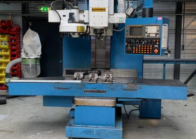 CNC Supermax freesmachine