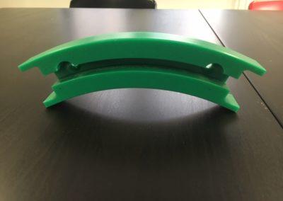 HMPE groen blok