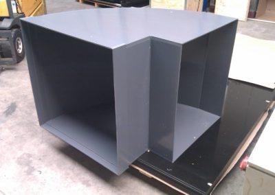 PVC-U ventilatiebocht x