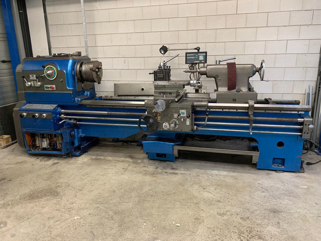 CNC Draaier / CNC Frezer